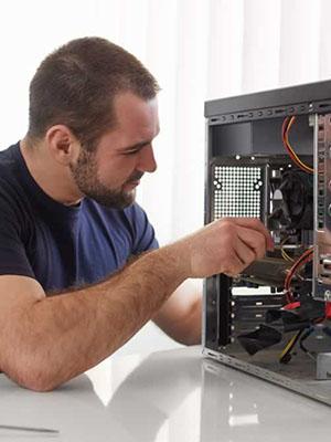 A+ COMPUTER SERVICING: CERTIFICATE