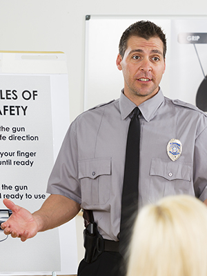 BASIC PRE-POLICE ACADEMY: CERTIFICATE