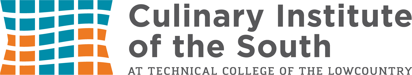 Culinary Institute of the South horizontal logo