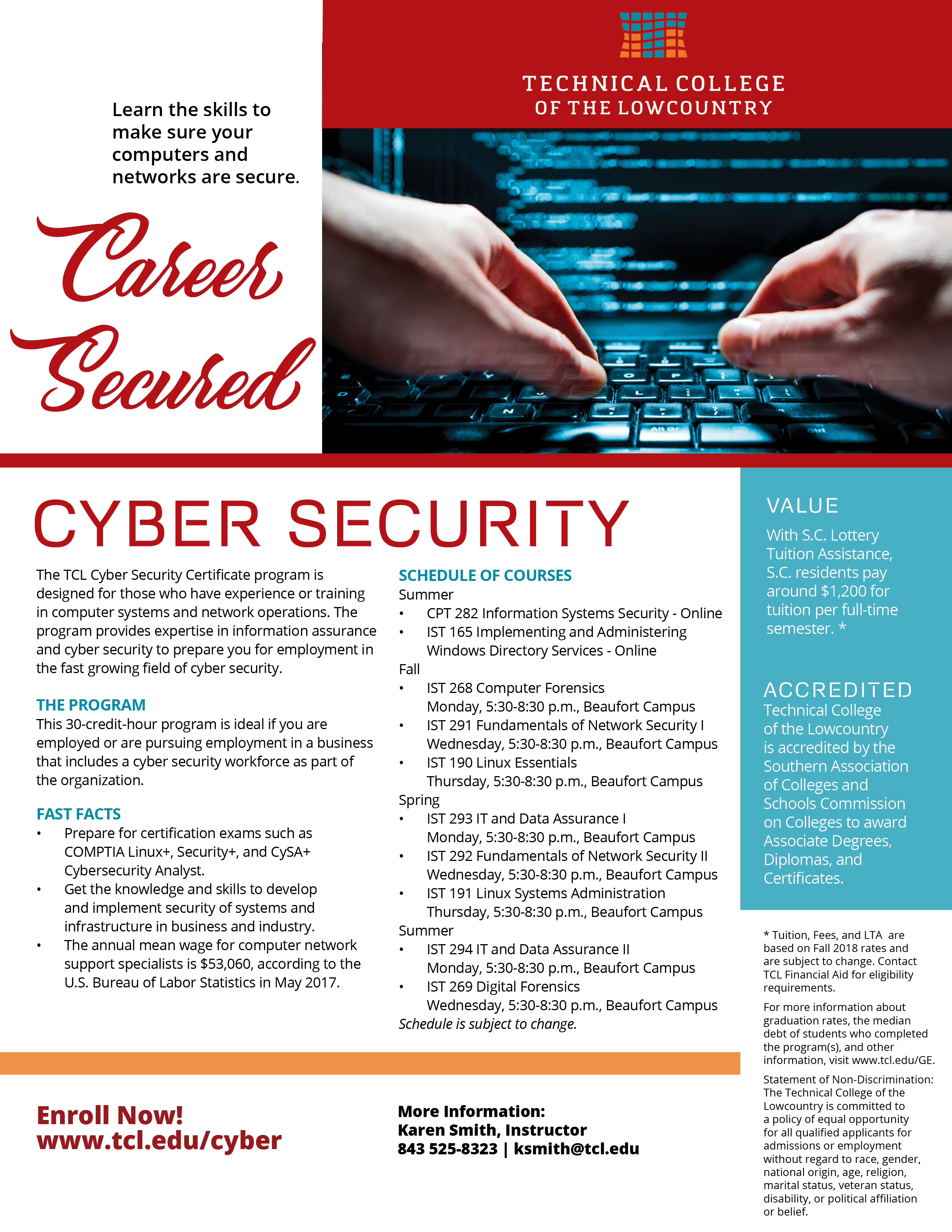 cyber security details