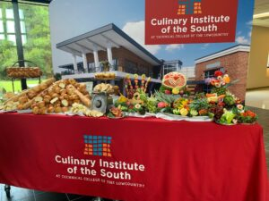 Dozens turn out for Culinary Institute's Enrollment Expo