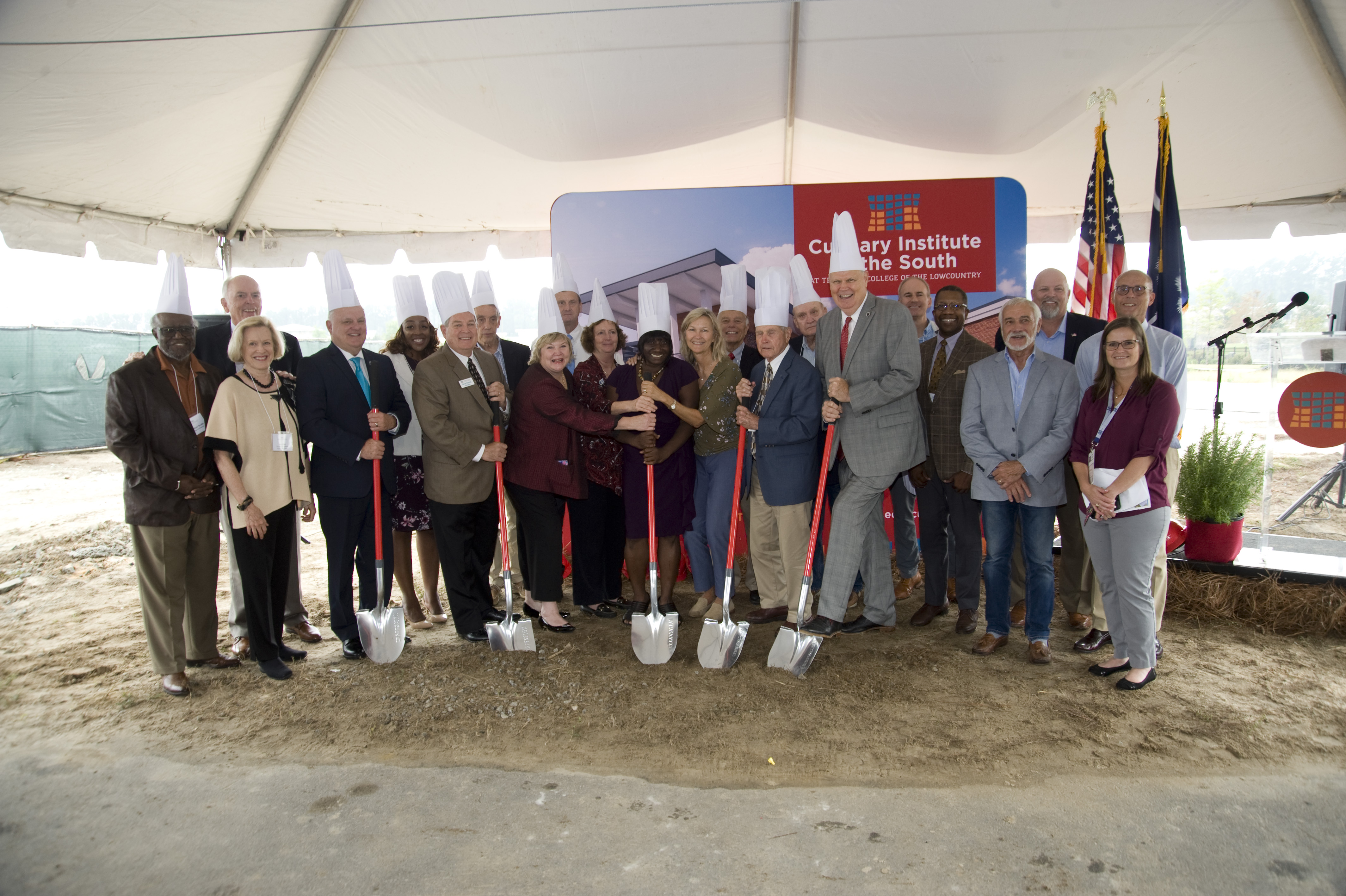 Culinary Institute of the South breaks ground