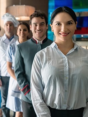 HOSPITALITY / TOURISM MANAGEMENT: ASSOCIATE DEGREE