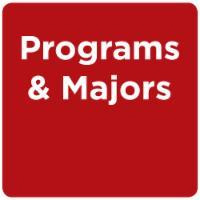 Programs and Majors button